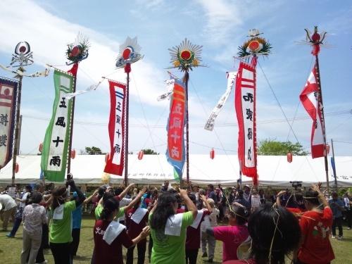 ぱいぬしま祭り_e0131462_22302085.jpg