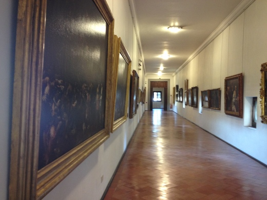 ヴァザーリの回廊とチェッリーニ_a0136671_01161.jpg