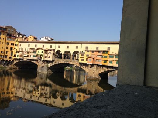 ヴァザーリの回廊とチェッリーニ_a0136671_048474.jpg
