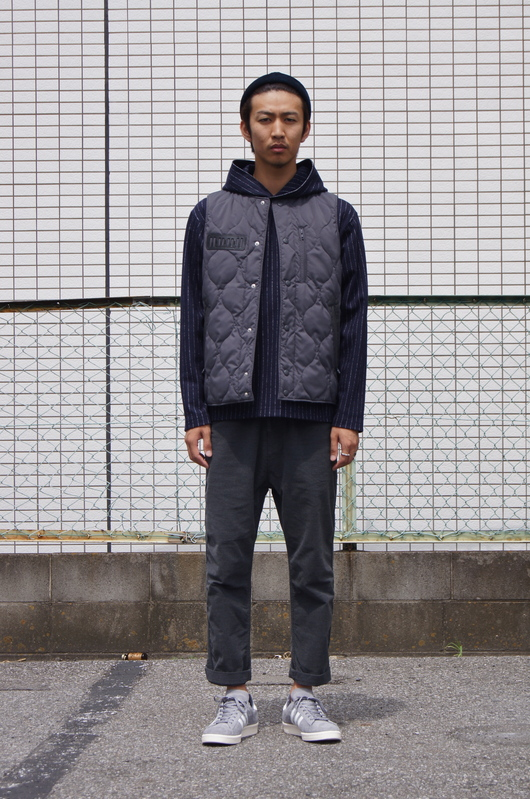 White Mountaineering - Gray Look._f0020773_19203659.jpg