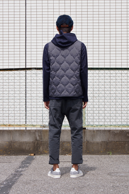 White Mountaineering - Gray Look._f0020773_19205233.jpg