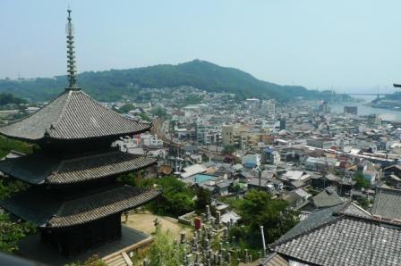 2015iwasaki夏の修学旅行・広島・尾道→鞆の浦。_f0177373_19215174.jpg
