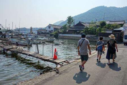 2015iwasaki夏の修学旅行・広島・尾道→鞆の浦。_f0177373_19232796.jpg