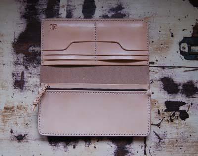 オリジナルマークのお財布_f0155891_1874220.jpg