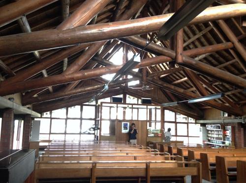 室蘭・苫小牧・札幌:札幌聖ミカエル教会_e0054299_15392385.jpg