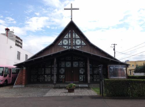 室蘭・苫小牧・札幌:札幌聖ミカエル教会_e0054299_15401235.jpg