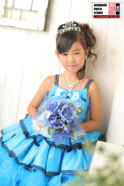 みりちゃん☆ドレス_b0203705_15005404.jpg