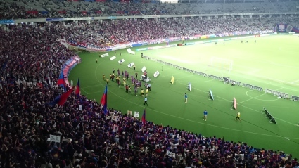 2015JリーグDivision1 2ndステージ第7節 FC東京 - ガンバ大阪_b0042308_00362690.jpg