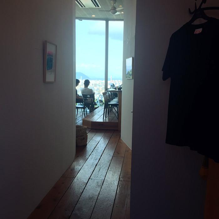 鹿児島のHANASAKAN Cafeヘ。_d0116009_017167.jpg