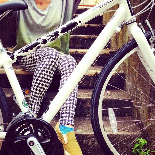 2016 RITEWAY 『SHEPHERD CITY』ライトウェイ シェファードシティ クロスバイク 女子 おしゃれ自転車_b0212032_2123771.jpg