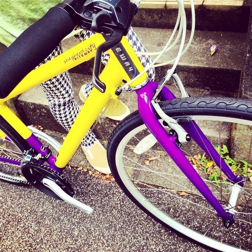 2016 RITEWAY 『SHEPHERD CITY』ライトウェイ シェファードシティ クロスバイク 女子 おしゃれ自転車_b0212032_213192.jpg