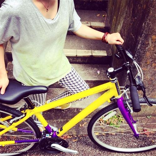 2016 RITEWAY 『SHEPHERD CITY』ライトウェイ シェファードシティ クロスバイク 女子 おしゃれ自転車_b0212032_213762.jpg