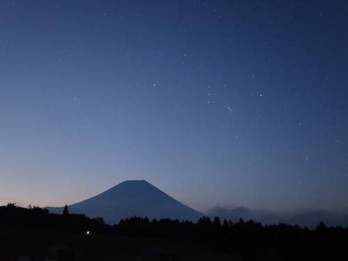 2015.8.16富士山より昇るオリオン_e0321032_1632444.jpg