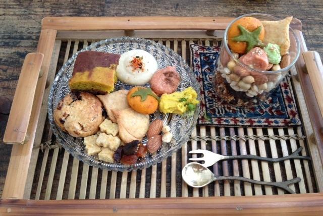 ワークショップ「いつものお皿で、いつもと違う夏のおやつ」開催_c0328441_20343705.jpg