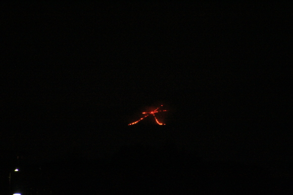 嵐山・・・お盆の終わりを告げる風景。_d0202264_17215582.jpg