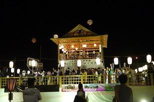 「デガンショ祭り」2015年・夏_f0226293_2212479.jpg