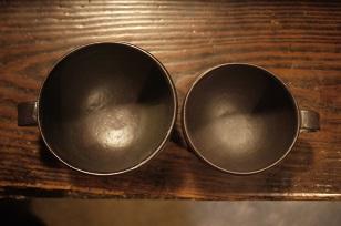①土田空さんの器・到着!=マグ・スープカップ編_f0226293_23443919.jpg