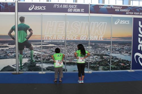 ヘルシンキへの旅その1ーヘルシンキシティマラソンとチキータミニマラソン_e0123104_23421991.jpg