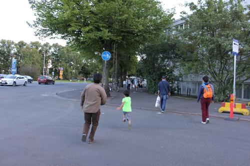 ヘルシンキへの旅その1ーヘルシンキシティマラソンとチキータミニマラソン_e0123104_2351353.jpg