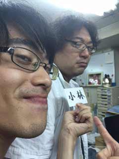 8月11日☆斉藤尚也_e0055431_19561245.jpg