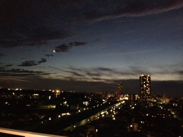 《空と雲》彩雲、そして夕焼け空~高次の存在を感じてみる。~_b0298740_21580688.jpg