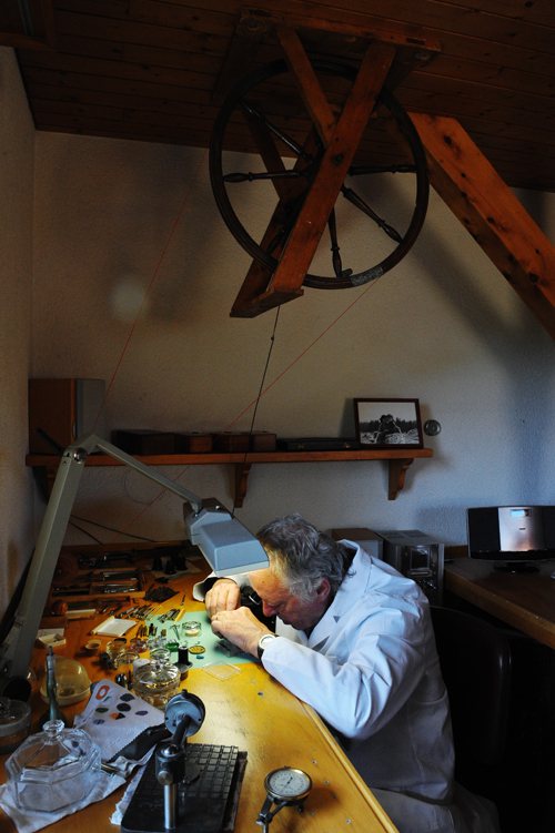 ブレゲの再来、伝説の独立時計師 ダニエル・ロート氏が今月来日!_f0039351_1425786.jpg