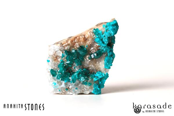 ダイオプテーゼ原石(カザフスタン産)_d0303974_15375394.jpg
