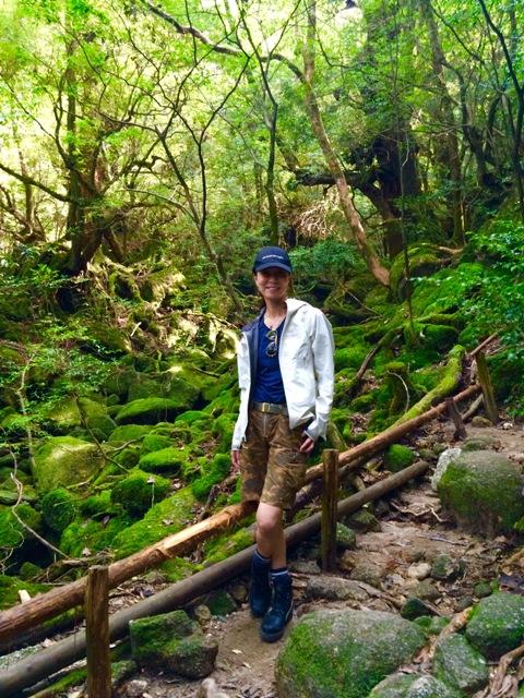 世界自然遺産「屋久島」の白谷雲水峡で山ガールにチャレンジ♪_a0138976_14165299.jpg