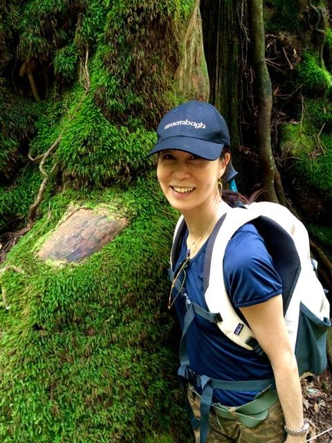 世界自然遺産「屋久島」の白谷雲水峡で山ガールにチャレンジ♪_a0138976_14195182.jpg