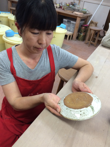 陶器を拝見する時のマナー✴︎_c0298879_22030265.jpg