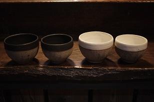 ②めし碗と湯呑み編=土田空さんの器が届きました!_f0226293_052383.jpg