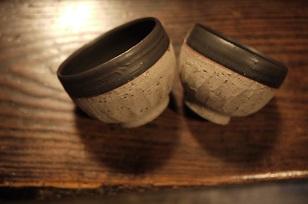 ②めし碗と湯呑み編=土田空さんの器が届きました!_f0226293_055971.jpg