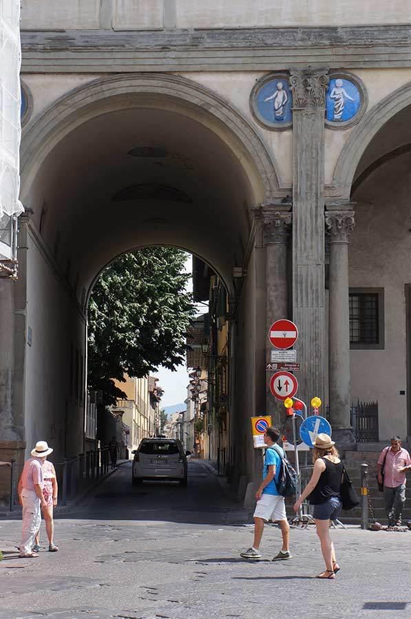 フィレンツェで美味しい時間〜アロマ_f0106597_02430849.jpg