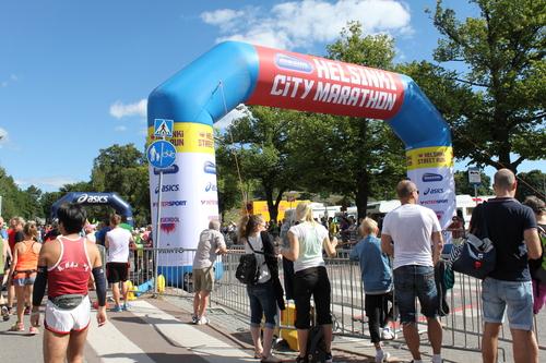 ヘルシンキへの旅その1ーヘルシンキシティマラソンとチキータミニマラソン_e0123104_0191427.jpg