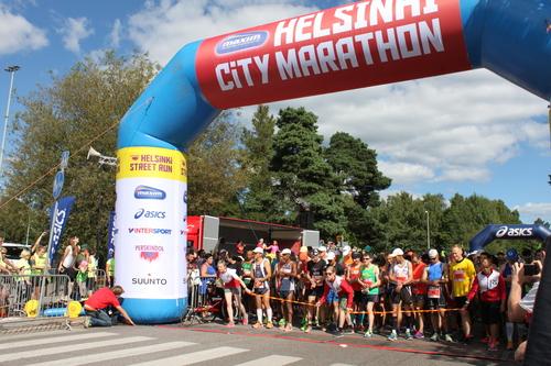ヘルシンキへの旅その1ーヘルシンキシティマラソンとチキータミニマラソン_e0123104_0202441.jpg
