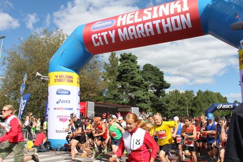 ヘルシンキへの旅その1ーヘルシンキシティマラソンとチキータミニマラソン_e0123104_0241683.jpg