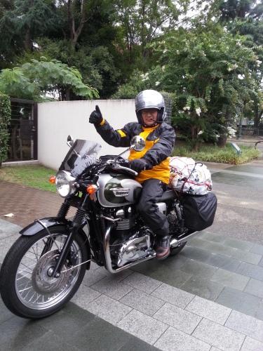 北海道ツーリングに出発します : 60代も元気に楽しむバイクライフ