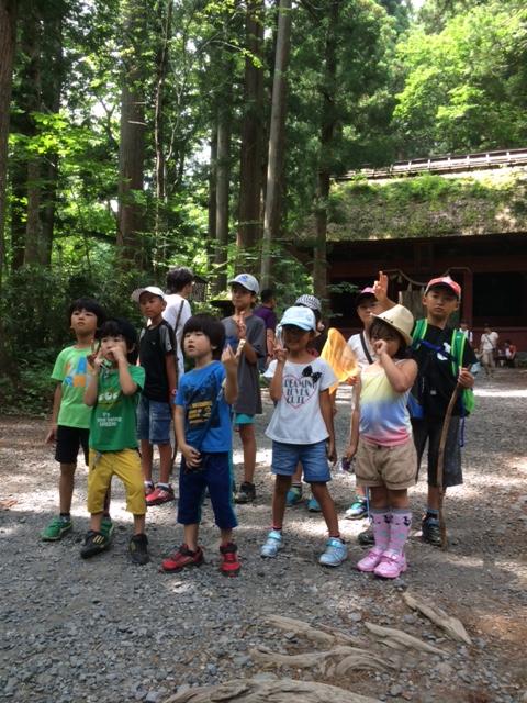 戸隠キャンプ 8/10~11_b0085907_10465039.jpg