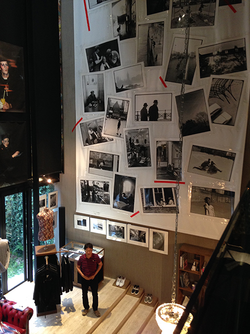 ハービー・山口さんの写真展「London Chasing the Dream」にご本人と一緒に行って来ました。_b0194208_20494664.jpg