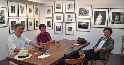 ハービー・山口さんの写真展「London Chasing the Dream」にご本人と一緒に行って来ました。_b0194208_20501365.jpg