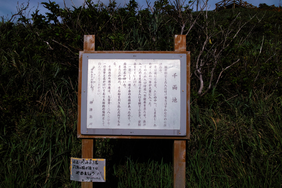神津島特集④ありま展望台~千両池(後半)_c0223825_02224247.jpg