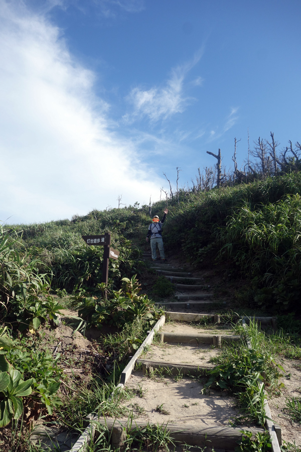 神津島特集④ありま展望台~千両池(後半)_c0223825_02231980.jpg