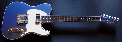 「Quartz Blue PearlのStandard-T 1本目」が完成です!!!_e0053731_13591953.jpg