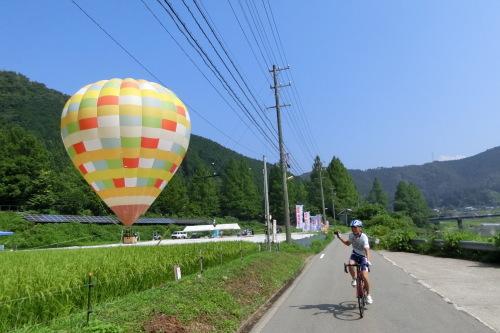 乗鞍サイクリングの続き・・・長良川サイクリング&輪行_b0332867_23430216.jpg