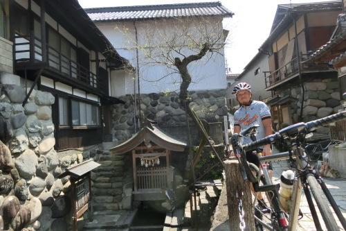 乗鞍サイクリングの続き・・・長良川サイクリング&輪行_b0332867_23451632.jpg
