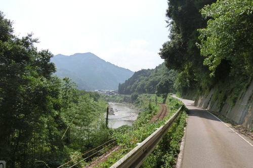 乗鞍サイクリングの続き・・・長良川サイクリング&輪行_b0332867_23480900.jpg