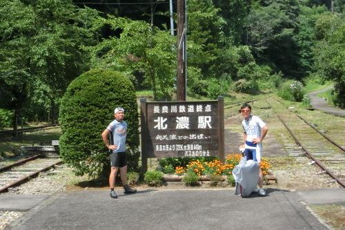 乗鞍サイクリングの続き・・・長良川サイクリング&輪行_b0332867_23592056.jpg