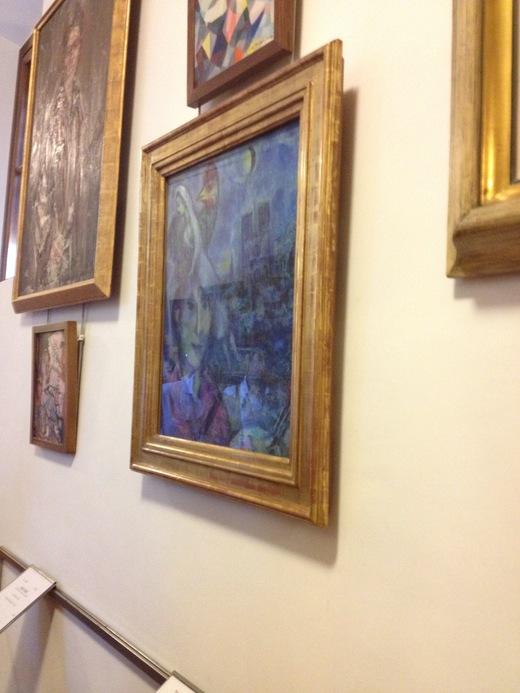 ヴァザーリの回廊と自画像コレクション_a0136671_1114962.jpg