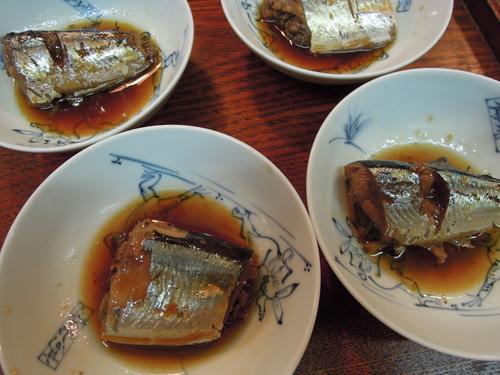 さんま煮付け柚子胡椒風味_e0116211_1057285.jpg