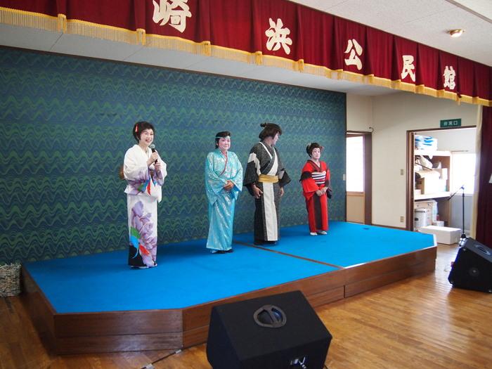 浮田と簑浜演芸交流会「キャベツ祭り」開催される_d0206420_16364836.jpg